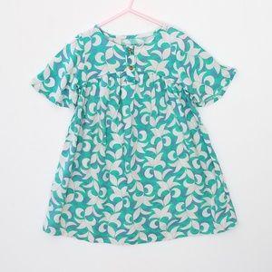 Genuine Kids/Oshkosh Short Sleeve Dress Sz 5T